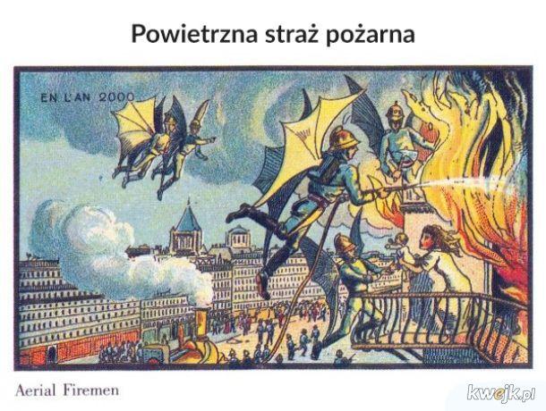 Jak 100 lat temu wyobrażano sobie przyszłość, obrazek 19