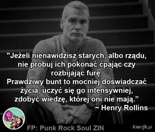 Cytat Henry'ego Rollinsa