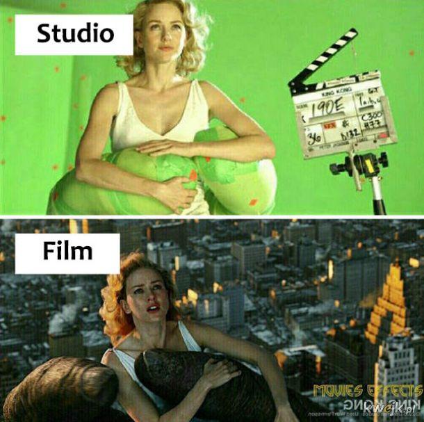 Kulisy słynnych scen filmowych
