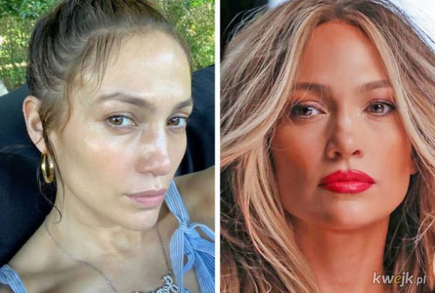 Znane kobiety pokazały się bez makijażu