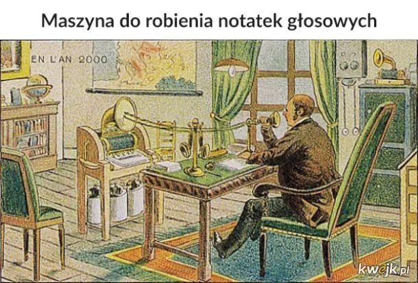 Jak 100 lat temu wyobrażano sobie przyszłość, obrazek 7