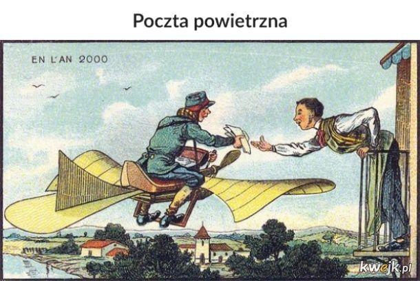 Jak 100 lat temu wyobrażano sobie przyszłość, obrazek 4