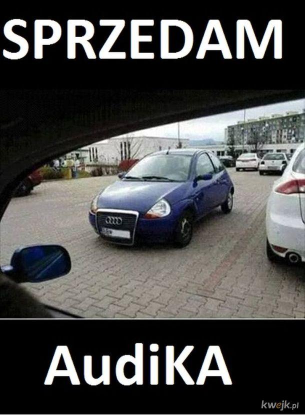 Sprzedam AudiKA