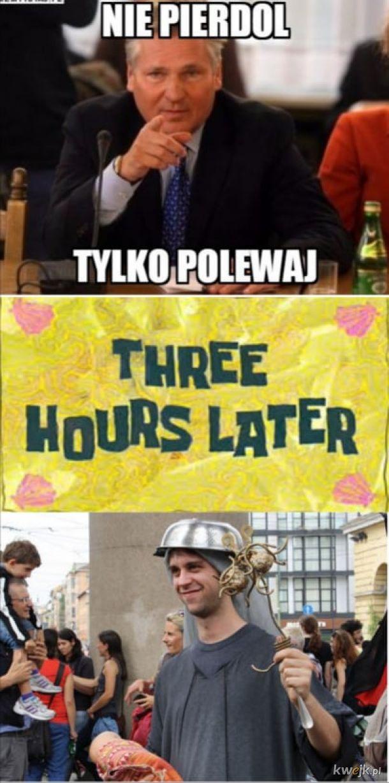 Ach ten Olek...