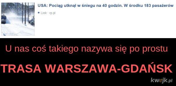 Trasa Warszawa-Gdańsk