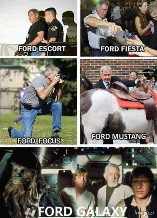 To jakiego Forda masz ?