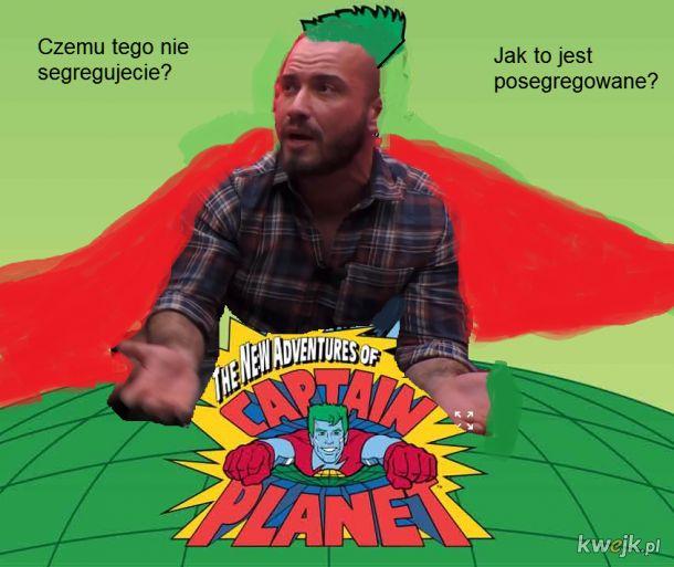 Big Brother Kapitan Planeta