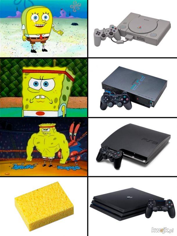 To porównanie