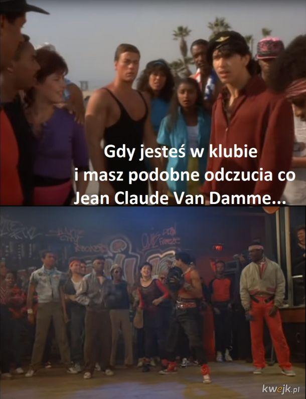 Jean Claude Van Damme & Fiesta Pirata