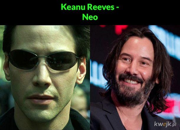 """""""Matrix"""" skończył 20 lat, a tak zmieniła się jego obsada"""