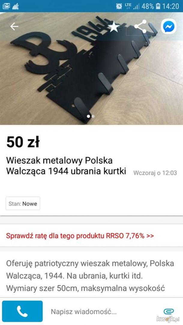 Polska wisząca