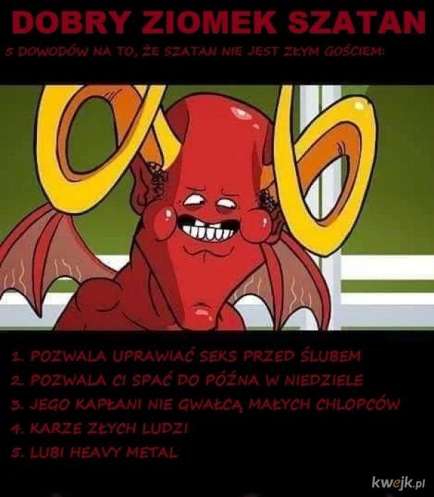 Dobry ziomek Szatan