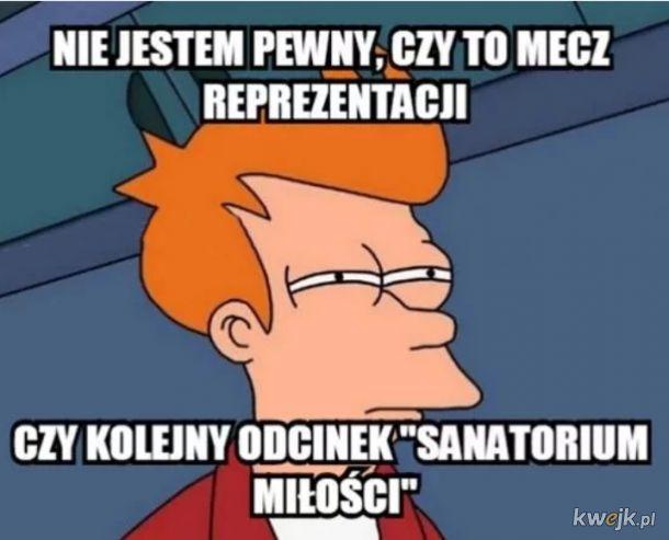 Memy po meczu Polska-Łotwa