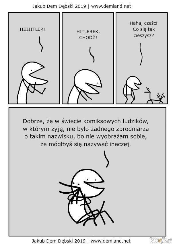 Komiksowe ludziki