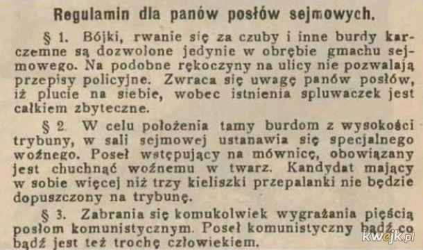 Regulamin Sejmu (1920)