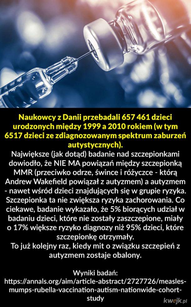 Badanie nad szczepionkami