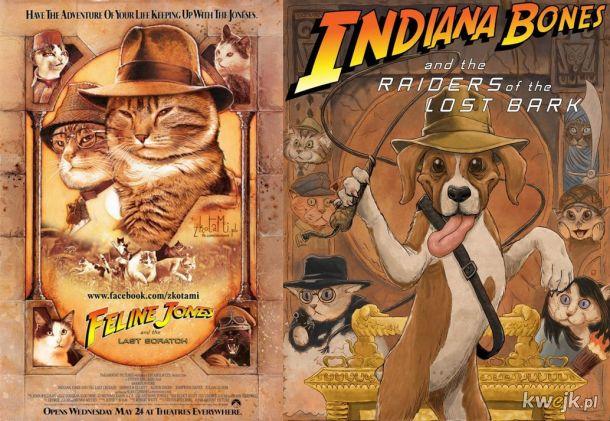 Indiana Paws vs Indiana Bones