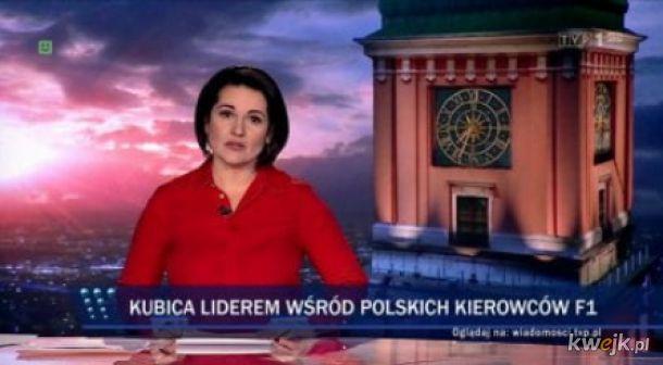 Robert Kubica mistrzem Polski w F1