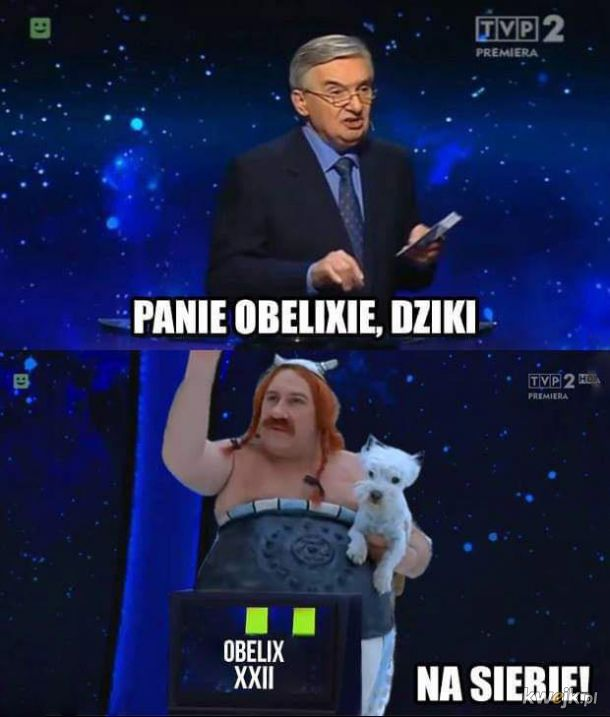Panie Obelixie