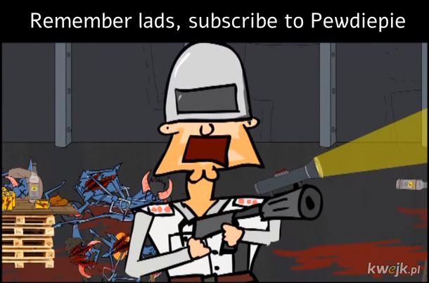 Pamiętajcie chłopaki