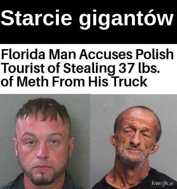 Polish Tourist vs Florida Man