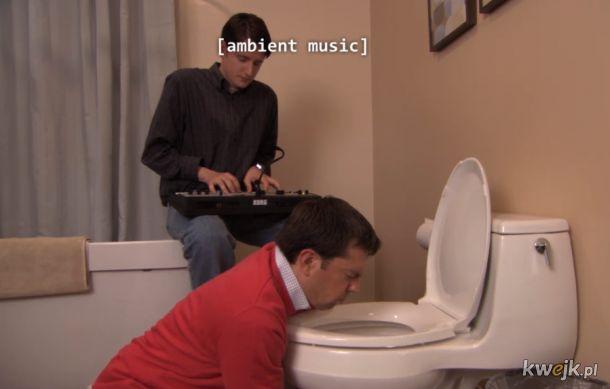 Gdy kumpel puszcza ci swoj ulubiony 3h ambient