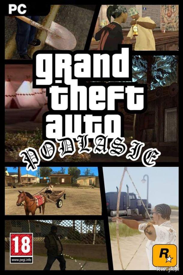 Grand Theft Auto Podlasie