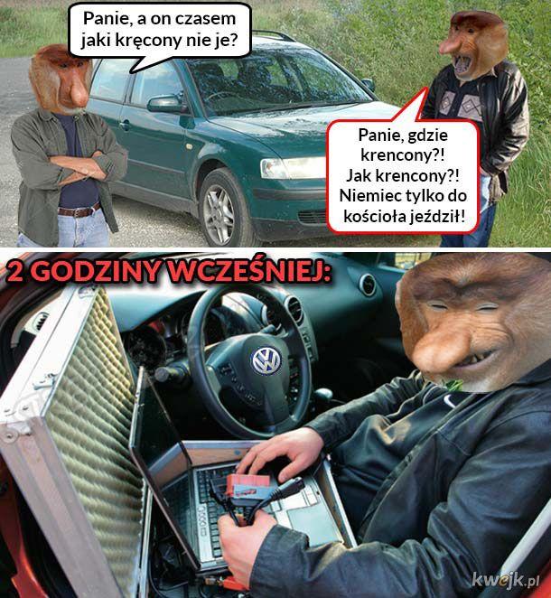 Janusz sprzedawca