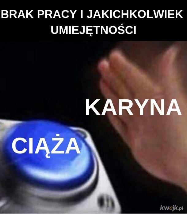 Plan Karyny