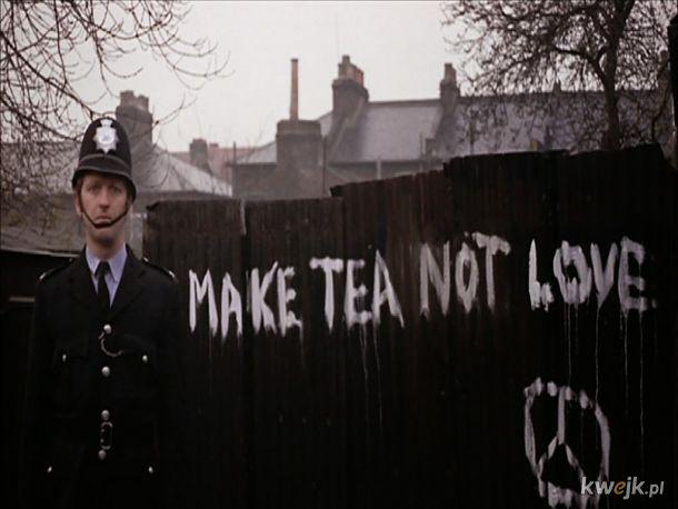 Nie parzcie się - parzcie herbatę!