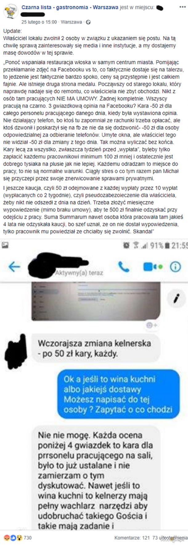 Gastronomiczne Janusze Biznesu