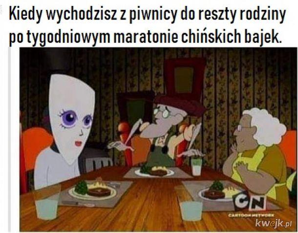 Głupi mangozjeb ugabugabuga!