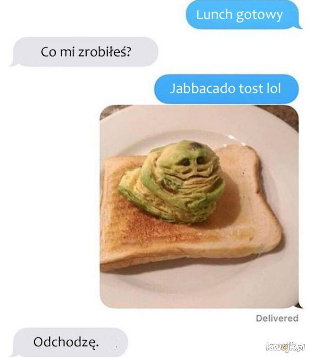 Jabbacado tost