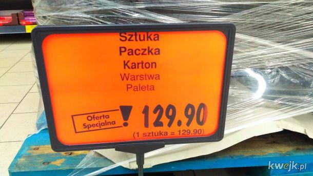 Kaufland - nie wiesz co konkretnie kupić? Wybierz sobie co chcesz