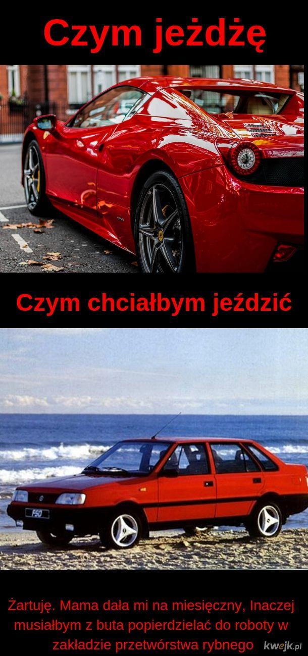 Czarwone najszybsze