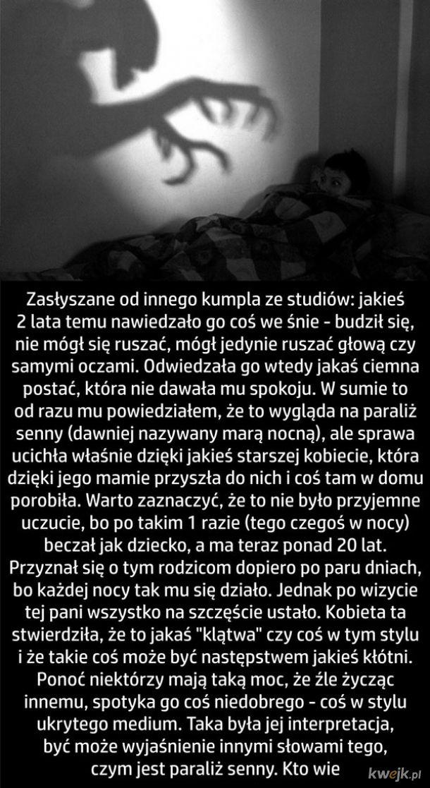 Historie polskich internautów, które zmrożą krew w żyłach