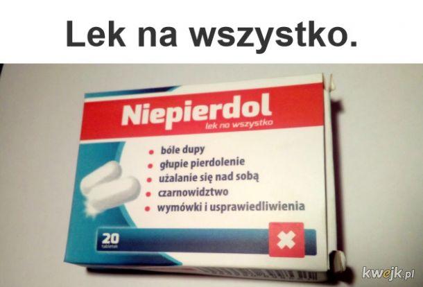 Lek co czyni cuda