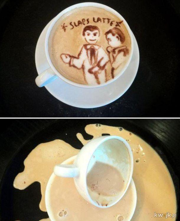Uderz kawę