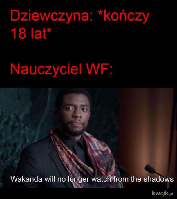 Nauczyciel WF