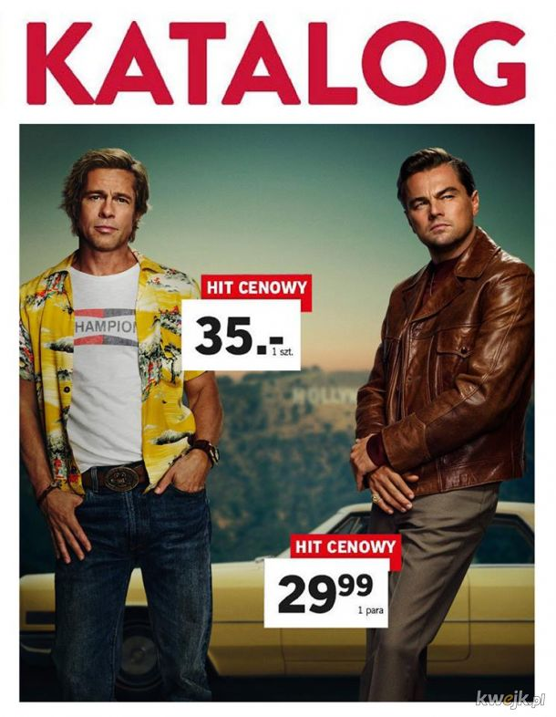 Fajny ten nowy katalog Tarantino