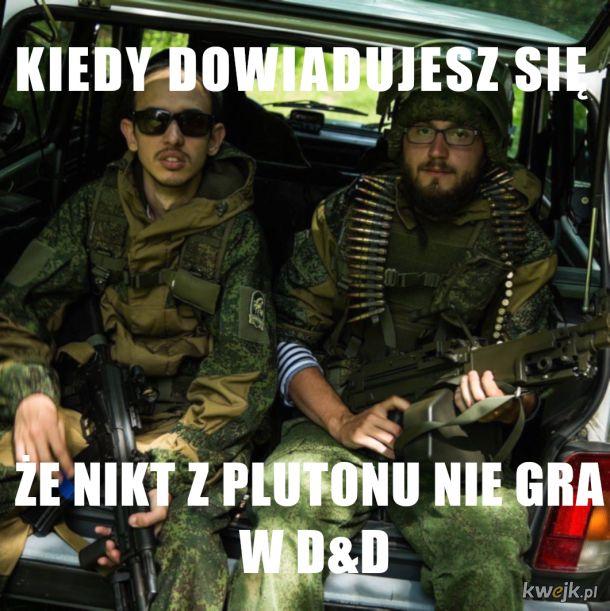 Nerdy w wojsku