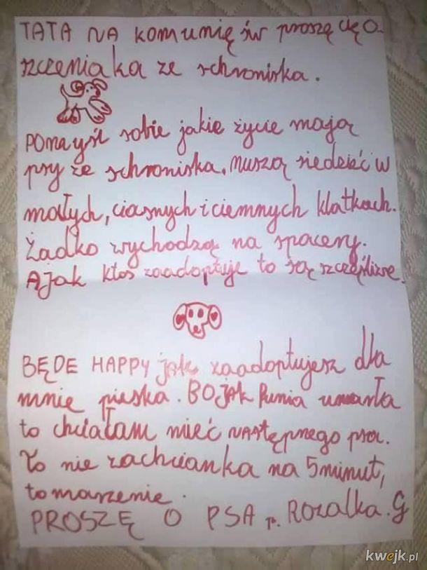 Słodki list