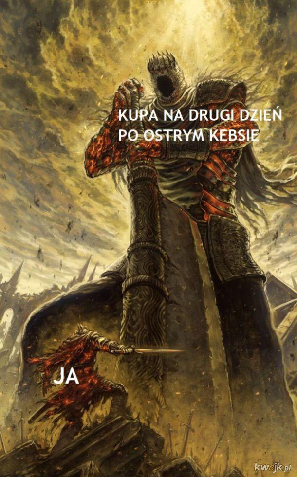 Ostry kebs