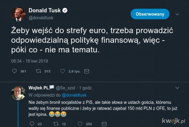 Poprostu Donald Tusk