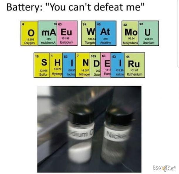 Naukowe śmieszki.