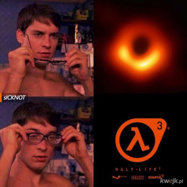Jaka tam czarna dziura!