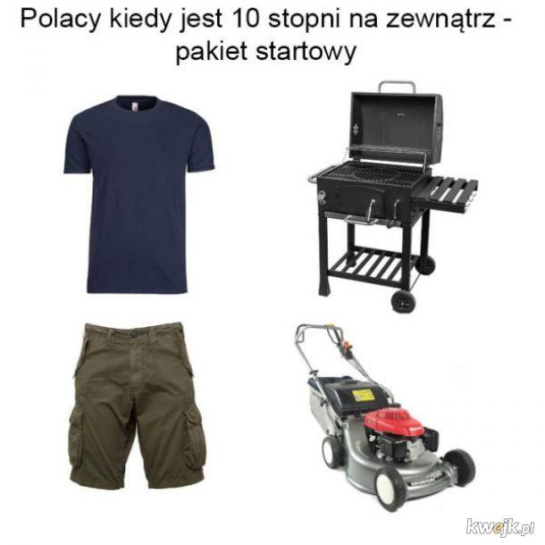 Janusz starter pack