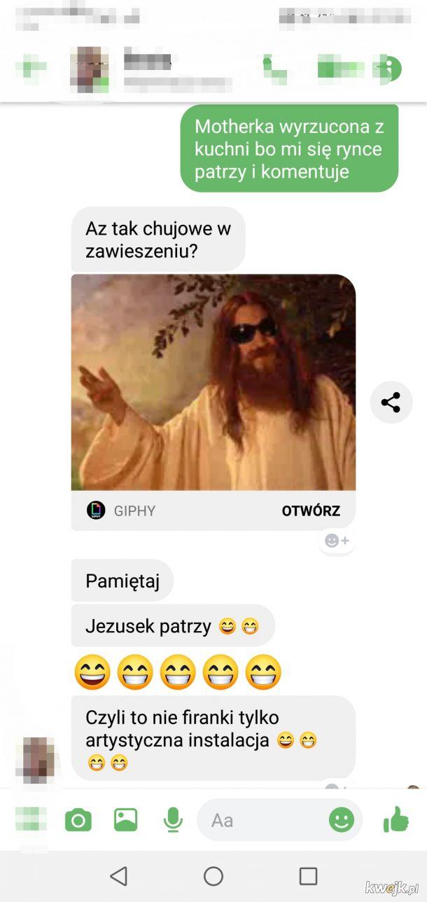 Okienka dla Jezuska