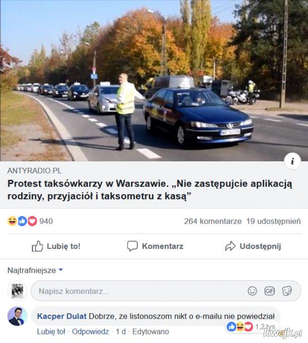 protes