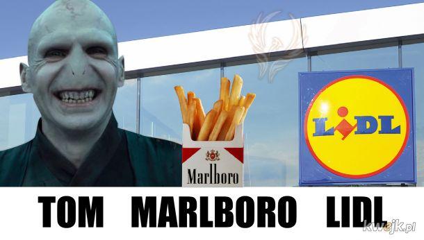 Tom Marlboro Lidl